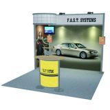 10 x 10(feet) Fast Exhibition Display Booth Stand