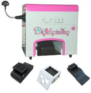 Multifunctional Nail Art and Flower Printer (with Camera& PC inside)