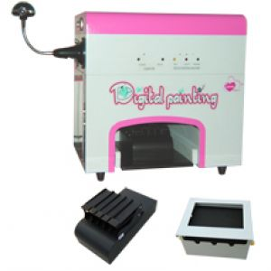Nail Art and Adornment Printer(Multifunctional,With Camera & PC Inside)