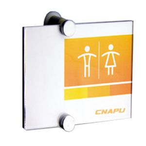"Office Door Sign Indicator 5.8"" x 4.1"" (148mm x 105mm)"
