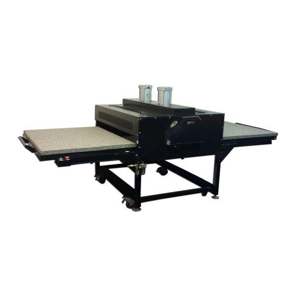 24 Quot X 31 Quot Pneumatic Double Working Table Large Format Heat