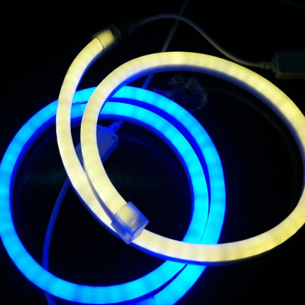 Ac110v220v waterproof flexible led neon rope lights with 120ledsm ac110v220v waterproof flexible led neon rope lights with 120ledsm smd 2835 led aloadofball Image collections