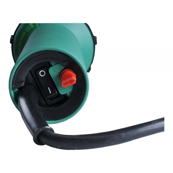 1600w Affordable Easy Grip Hand Held Plastic Hot Air