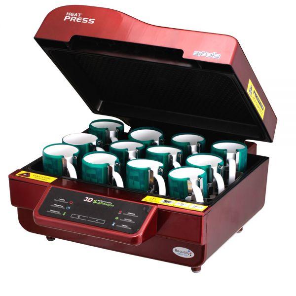 Ving 3d Sublimation Heat Press Machine For Phone Cases