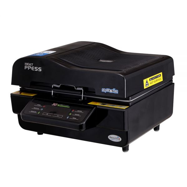 3d Vaccum Sublimation Heat Press Machine For Mugs Plates