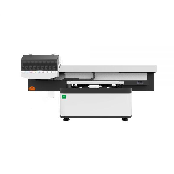 Qomolangma 60 90 Digital White Ink And Color Ink Flatbed