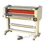 "55"" Stand Frame Wide Format Semi-auto Self-peeling Cold Laminator"
