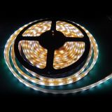 White Color Flexible LED Light Strip(60 SMD 5050 leds per meter waterproof IP66) 5m/roll