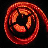 Red Color Flexible LED Light Strip(60 SMD 5050 leds per meter waterproof IP65) 5m/roll