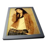 "A2 (23.4 ""x 16.5"") Round Corner LED Slim Light Box (senza stampa)"