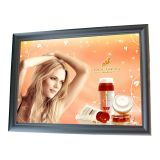 "A2 (23.4 ""x 16.5"") LED incurvato superficie Slim Light Box (senza stampa)"
