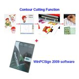 Professional WinPCSign 2009 Basic Cutting Software with Contour Cut Function