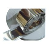 "65mm (2.56"") x 33m (108ft) Roll Stainless Steel Luminous Channel Letter Strip for Acrylic Luminous Letter Bending"