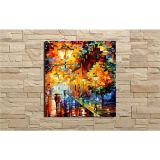 "Custom Gallery Wrapped Canvas Painting Print On Wove Paper, Wall Art Picture (23.6"" x 23.6"", Graphics and Frames Included)"
