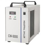 Limited Offer - S&A CW-5000AI Industrial Water Chiller for a Single 5W-10W Solid-state Laser Cooling, 0.4HP, AC 1P 220V, 50Hz