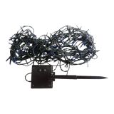 22M 200 LEDS Solar Energy LED Fairy Light String Garden Xmas Party Decor Lamp