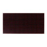 US Stock, 40pcs/pack RED LED Display P10 Dot Matrix Module Red Sign 16x32cm