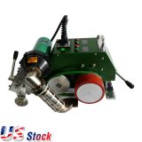 US Stock-AC110V High Speed Hot Air Banner Welder with 30mm Welding Width