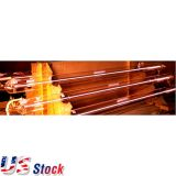 US Stock, 130W CO2 Sealed Glass Laser Tube (1650mm Length, 80mm Diameter)