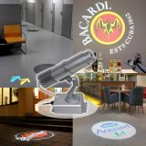 20W LED Static Gobo Advertising Logo Projector Light (1 Light + 1 Three Colors Film)
