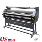 "US Stock, Ving 63"" Luxury Heat Assisted Cold Laminator, Full Auto Wide Format"
