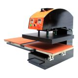 "16"" x 20"" Double Stations Pneumatic T-shirt Sublimation Heat Press Machine with Lower Drawer"