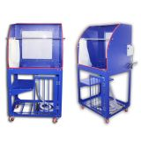 Multi-function Stand Type Wash Tank With LED Backlight Screen Printing Equipment Silk Screen Printing
