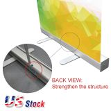 "VS Stock-33 ""W x 79"" H Versterken Economy Standard Retractable / Roll Up Banner Stand (Stand Only) (6pcs / pack)"