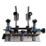 1-1 Micro Adjustable Screen Press Head
