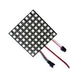 8 x 8 RGB Flex LED Matrix Addressable Programmable Pixel Display Screen