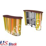 US Stock-Big Size Magnetic Pop Up Counter