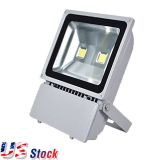 US Stock-100 Watt 12-24VDC LED Flood Light(Warm White)(Out of Stock)