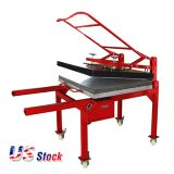 "US Stock-31"" x 39"" (80 x 100cm) Large Format T-shirt Sublimation Heat Press Machine,220V Three-phase Power"