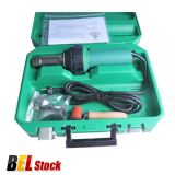 Belgium Stock, 1600W Affordable Easy Grip Hand Held Plastic Hot Air Welding Gun