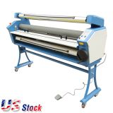 "US Stock-Ving 63"" Entry Level Full-auto Roll to Roll Cold Laminator"