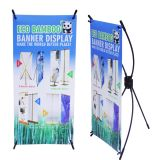 X Desktop Display (20x42cm) Promotional Materials for Bamboo Banner