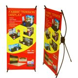 X Desktop Display (20x42cm) Promotional Materials for Fabric Tension Banner