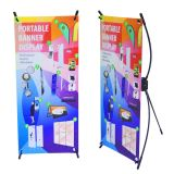 X Desktop Display (20x42cm) Promotional Materials for Multiple Banner