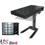 "US Stock-24"" x 18"" 1800W New Flash Dryer Silkscreen T-shirt Printing Curing Adjustable Height"