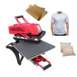 "16"" x 24"" New Swing Away Manual T-shirt Sublimation Heat Press Machine Resolution Business Starter Package"