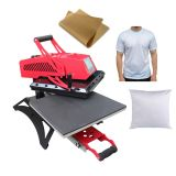 "Ving 16"" x 20"" New Swing Away Manual T-shirt Sublimation Heat Press Machine Resolution"