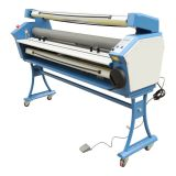 "Ving 63"" Full-auto Low Temp. Wide Format Cold Laminator, with Heat Assisted"