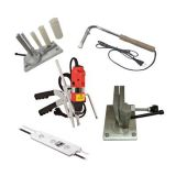 Metal Channel Letter Making Starter Sets(1 Angle Bender, 1 Arc Bender, 1 Slotter, 1 Soldering Iron, 100pcs LED High Power Module)