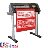 "US Stock, 24"" Graphtec CE6000-60 High Performance Vinyl Cutting Plotter"