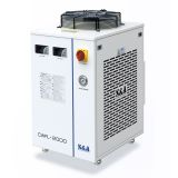 S&A CW-FL-2000BN Industrial Water Chiller for Cooling 2000W Fiber Laser, 3.16HP, AC 1P 220V, 60Hz