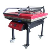 "US Stock, 31"" x 39"" (80 x 100cm) Large Format T-shirt Sublimation Heat Press Machine, 220V Three-phase Power"