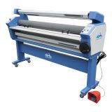 "US Stock, Upgraded Qomolangma 55"" Full-auto Wide Format Cold Laminator, with Heat Assisted"