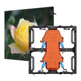6pcs / 팩 P3.91 500 X 500mm Frameless 디자인 렌탈 실내 광고 Led 디스플레이