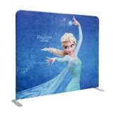 8ft High Portable Tension Fabric Exhibition Wall(Graphic Include/Single Sided)