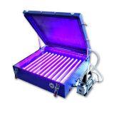 "110V / 220V 240W Calca Vacuum Exposure Unit 24"" x 26"" Precise Screen Printing Compressor Outside"